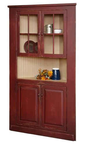 corner hutch  beads and colors on pinterest