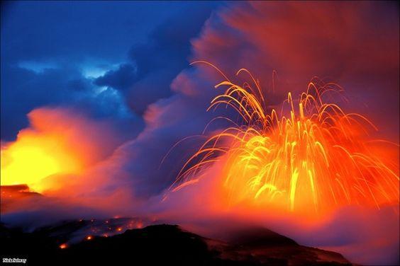 The Kalapana Coastline in Hawai'i Volcanoes NP