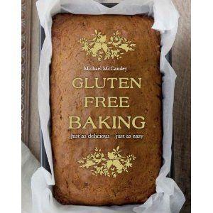 Gluten Free Baking by Parragon Books