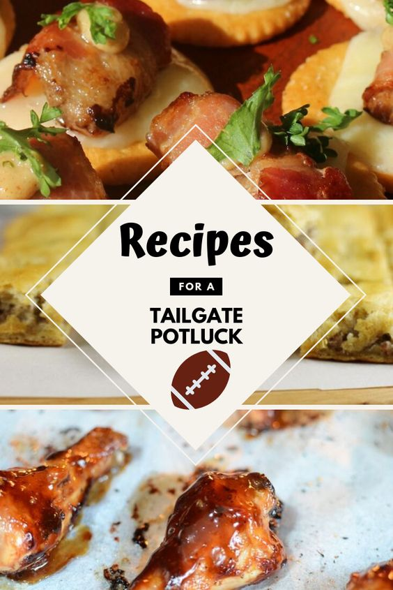 21 Delicious Tailgate Recipes - Food Fun & Faraway Places