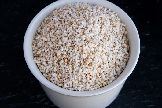 how to eat amaranth for breakfast