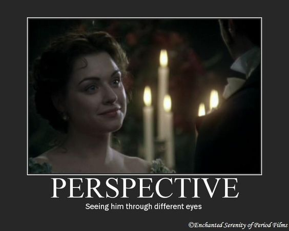 """Enchanted Serenity of Period Films: North & South told in """"Motivationals"""""""