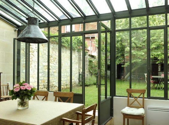 atelier and v randas on pinterest. Black Bedroom Furniture Sets. Home Design Ideas