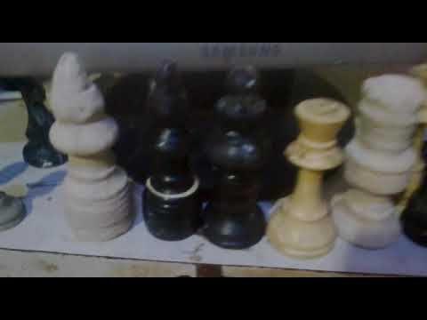 احجار شطرنج من تصميمي ارجو نصائحكم Candle Holders Chess Board Candles