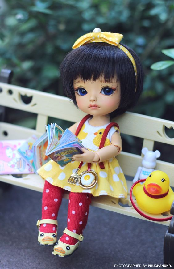 35.34.2/ #specialtydollsadorable / Pruchanun R.