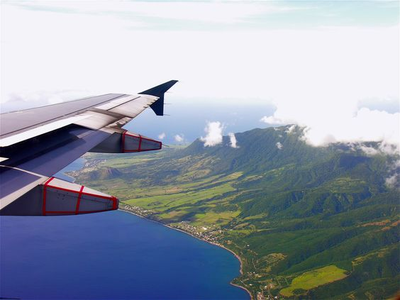 Flying Over the Caribbean  #flying #travel #airplanes #islands #ocean  #Bahamas #nevis #stbarth #luggage #nature    http://www.luggagefactory.com/