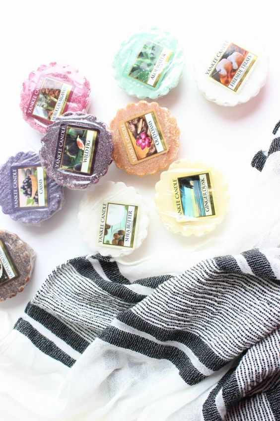 Transitional Yankee Candle Fragrances