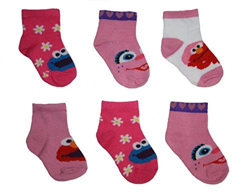 Sesame Street Baby Girls' Elmo V2 Socks 6 pk  Sesame Street Baby Girls' Elmo Socks 6 Pk 12-24 6-pair 6-pair Multi-design & color 6-pair 6-pair Multi-design & color Low cut 6-pair 6-pair Multi-design & color 6-pair 6-pair Multi-design & color Low cut Elmo characters 6-pair 6-pair Multi-design & color 6-pair 6-pair Multi-design & color Low cut 6-pair 6-pair Multi-design & color 6-pair 6-pair Multi-design & color Low cut Elmo characters Made in China  http://www.beststreetstyle.com/se..