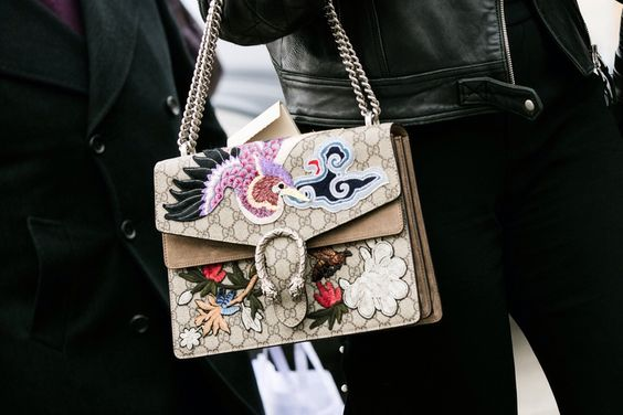 TheyAllHateUs | beckjewels inspiration | street style, layers, Gucci, bags: