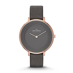 Skagen is a Danish brand offering watches, jewellery and leather goods. The simple, minimalist and contemporary designs of their products is what I love about the brand - providing quality as well as functionality in a style conscious way. Not only does the brand create beautiful products, it is also committed to responsible and ethical manufacture - an added bonus!