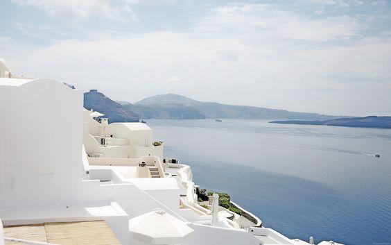 Sending Love from Oia, Santorini - Camille Tries to Blog | Camille Tries to Blog