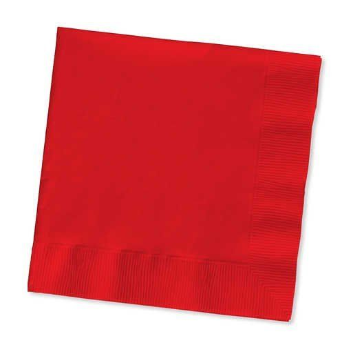 Creative Converting Value Pack Paper Beverage Napkins, Classic Red, 150-Count by Creative Converting. Save 7 Off!. $9.50. Dress up your next get together with paper plates, napkins, and plastic cups from Creative Converting. Sturdy plates, 2-ply napkins, and 16 ounce cups - practical and attractive. Pick your favorite color or one that coordinates with your chosen pattern. Great for parties, holidays, family get-togethers, or just because. Whether you're planning an intimate dinner, a…