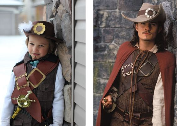 Will Turner costume. Pirates if the Caribbean.