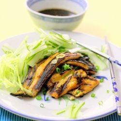 Grilled Unagi recipe