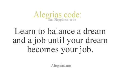 Alegrias code.