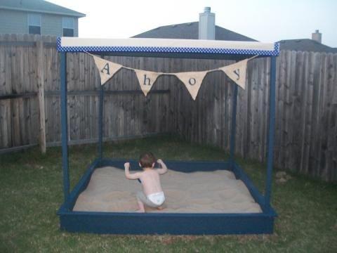 Sandbox With Seats Plans