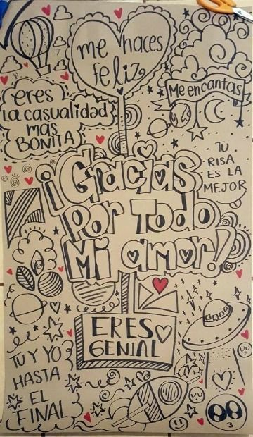 Pin By Salud Mariana On Art Boyfriend Gifts Lettering Love Gifts