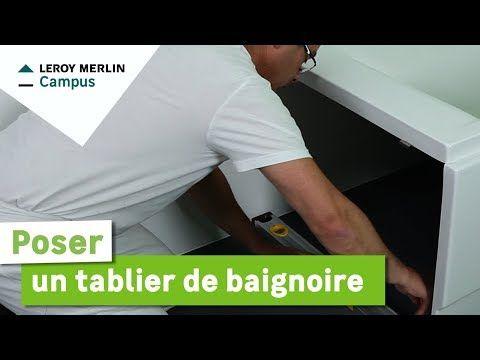 Comment Poser Un Tablier De Baignoire Leroy Merlin Youtube Tablier Baignoire Baignoire Leroy Merlin Baignoire