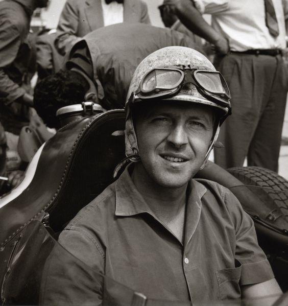 1958 Nurburgring Wolfgang von Trips