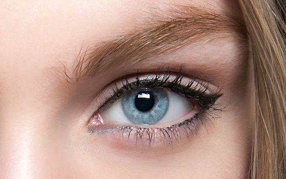 eyeliner on pinterest. Black Bedroom Furniture Sets. Home Design Ideas