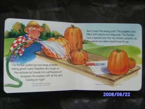 The PUmpkin Patch Parable - YouTube