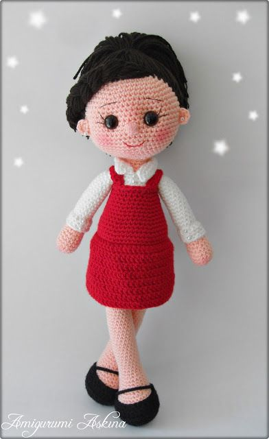 Amigurumi Askina Yilbasi Bebegi : Pinterest The world s catalog of ideas