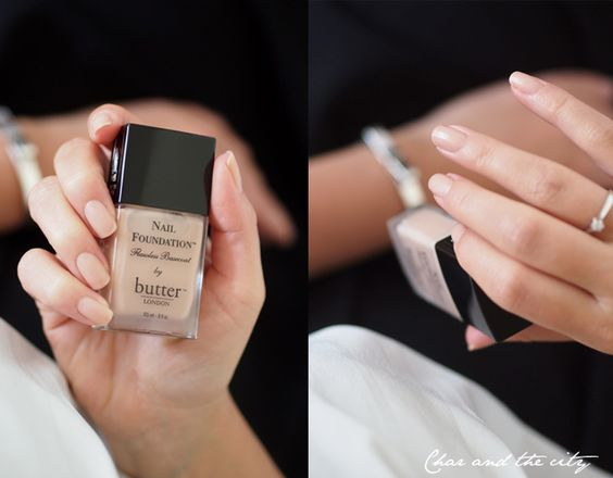 Butter London: Nail Foundation Flawless Base Coat <3