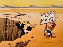 80 - Viagem à Marte (1957) (Round Trip To Mars)