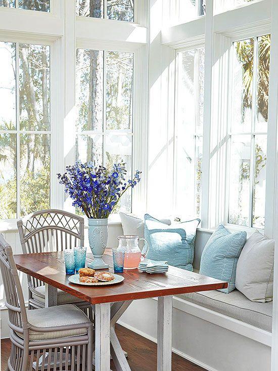 Cottage Kitchen Design Ideas Nooks Breakfast Nooks And