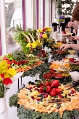 Appetizers Wedding Reception And Receptions On Pinterest