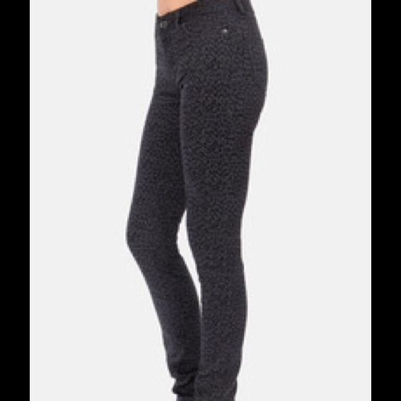 Cheetah Print Jeans Cheetah Print Grey Skinny Jeans Obey Jeans Skinny