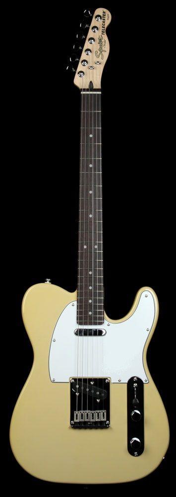 Squier Standard Telecaster (blonde) - $230