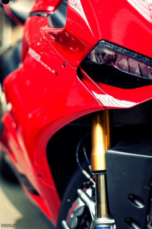 Ducati Superbike 1199 Panigale S