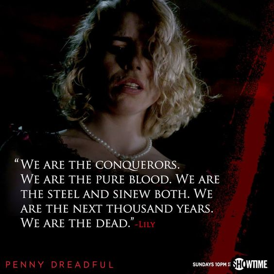 Penny Dreadful on Showtime | Billie Piper as Lily | Season 2