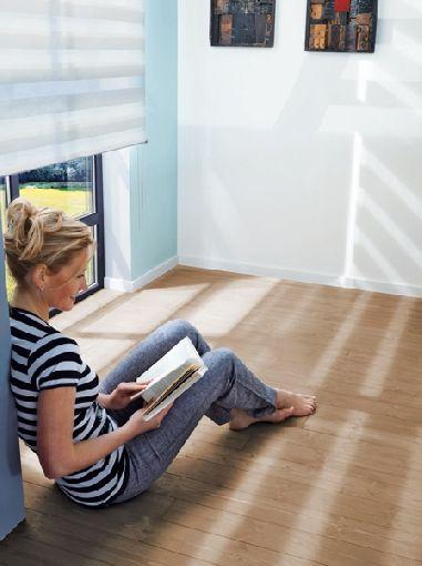 Homeplaza - Optimale Holzfußboden-Pflege schafft lebenslange Werte - Dauerhafter Glanzauftritt