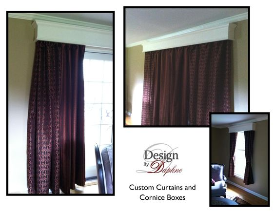 Custom Window Treatments by DBD