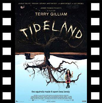 Póster de 'Tideland', o el mundo del revés, un film de Terry Gilliam.