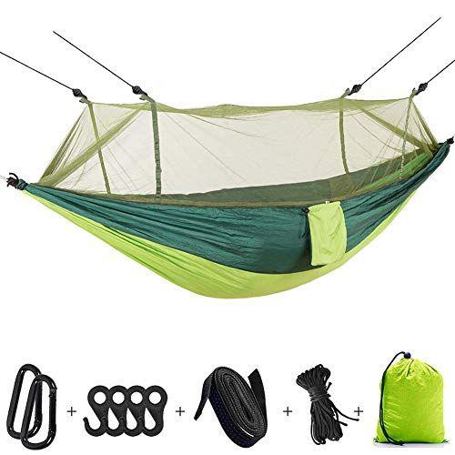 double camping hammock tent flat sleeping