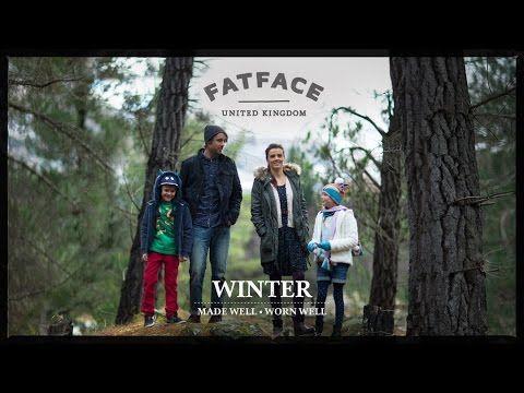 Winter 2014 Made Well Worn Well #FatFace