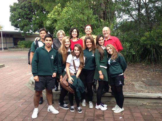 Programa de intercambio estudiantil en Australia #highschool #goldcoast #australia #intercambioestudiantil