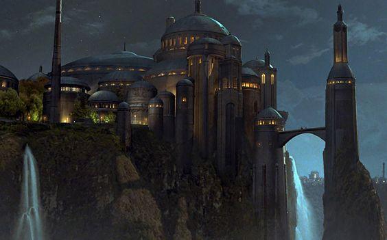 Naboo palace: