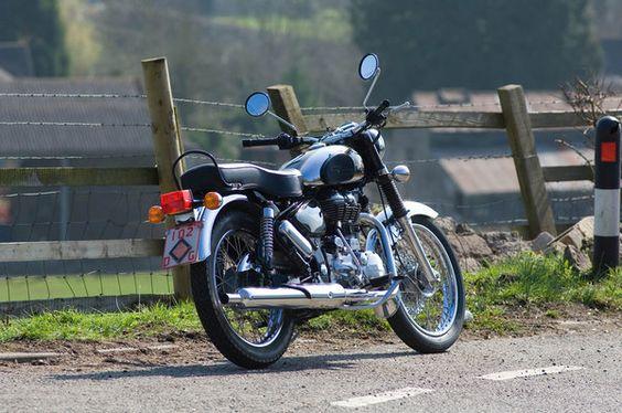 2012 Royal Enfield Electra DL EFI / Bullet G5 Deluxe EFI  #motorcycles