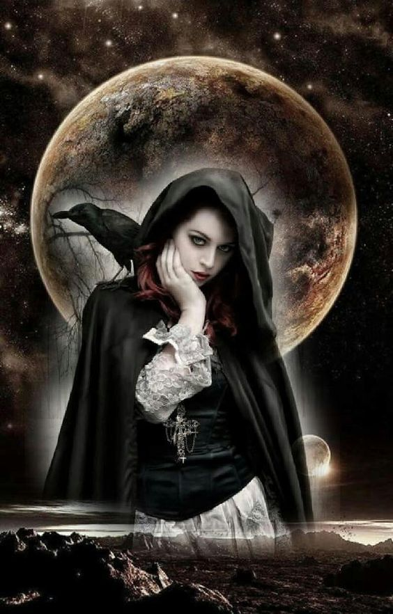 Poison shellie Gothic fantasy art Dark gothic art Fantasy art women