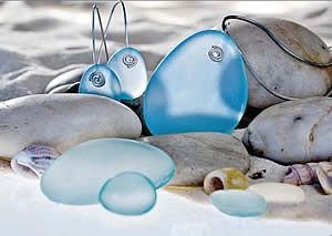 Creaclic.ch - Fiche créative Bijoux en FIMO liquid gel, effet verre dépoli