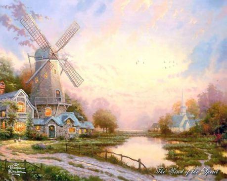 Thomas Kinkade! Thomas Kinkade (Sacramento, Califórnia, 19 de janeiro de 1958) é um pintor estado-unidense. Graduado na Universidade da Califórnia, Berkeley e na Escola de Arte e Design em Pasadena…