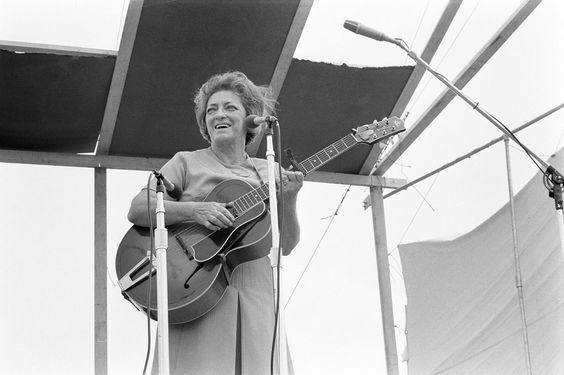 Maybelle Carter 1909-1978
