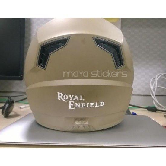 Royal Enfield Helmet Stickers Royal Enfield Custom Stickers - Custom motorcycle helmet stickers custom