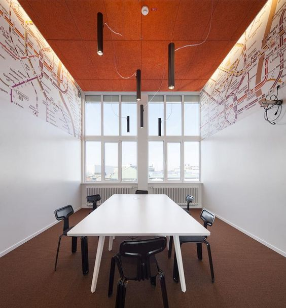 REWE digital | Lepel & Lepel Architektur, Innenarchitektur