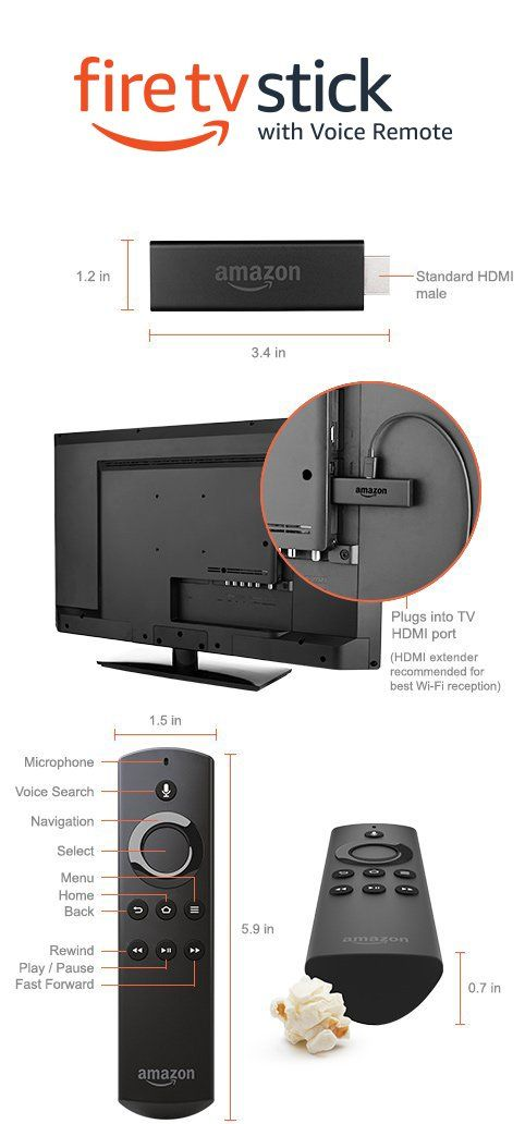 Amazon Fire Tv Stick Price Buy Amazon Fire Tv Stick With Voice Remote Streaming Media Player Online At Best Price In I Fire Tv Stick Tv Stick Amazon Fire Tv
