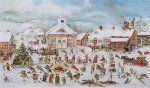 Christmas in Corgiville by T. Tudor